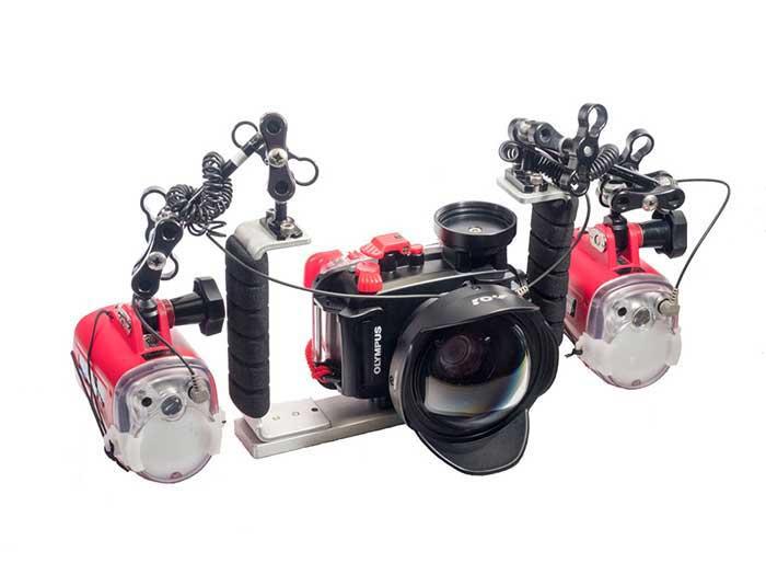 豊富なレンタルカメラ
